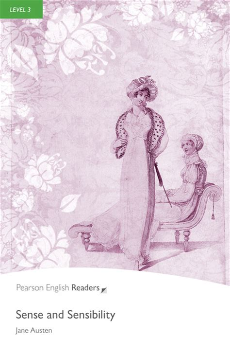 Pearson English Readers Level 3 - Sense and Sensibility (Book) (レベル 3) by Jane