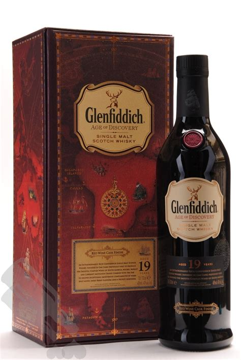 Glenfiddich 19 years Red Wine Cask Finish   Passion for Whisky