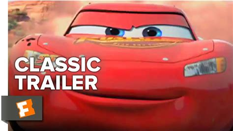 Cars (2006) Trailer #1 | Movieclips Classic Trailers - YouTube