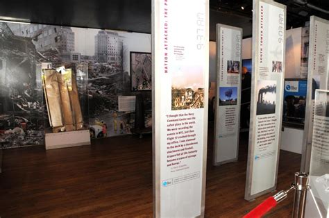CANCELED: Patriots Point To Host Traveling 9/11 Exhibit