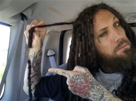 """Brian Welch on Twitter: """"My dread is falling off!!! http"""